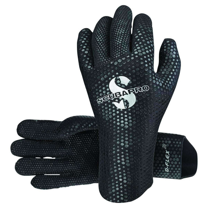 Scubapro D-FLEX Rebel Dive Glove, 2MM,Scubapro,Treshers