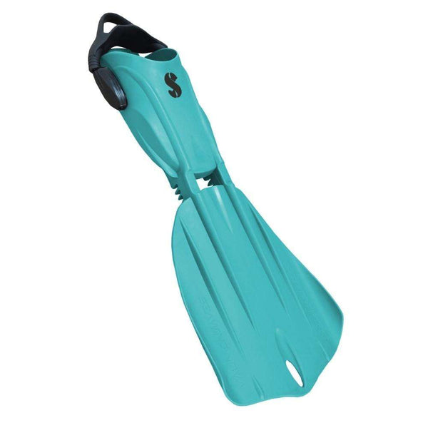 Scubapro Turquoise Seawing Nova Limited Edition Open Heel Fins,Scubapro,Treshers