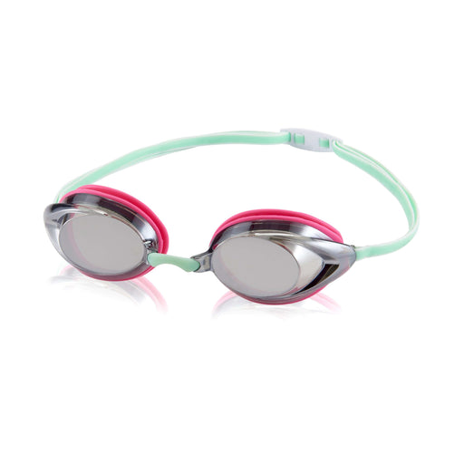 Speedo Women's Vanquisher 2.0 Mirrored Goggle,Speedo,Treshers