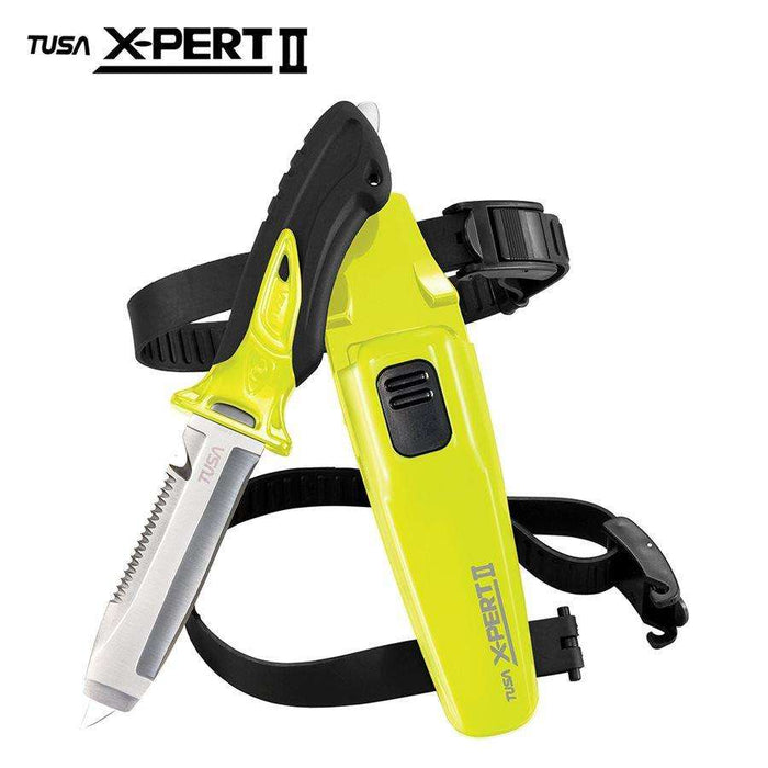 Treshers:Tusa X-PERT II , Blunt Knife (FK-920),Flash Yellow