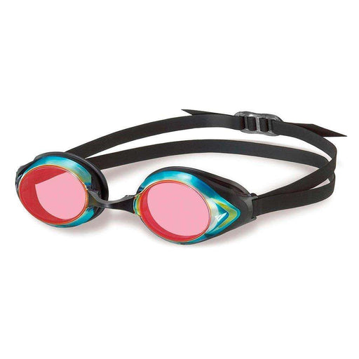 Treshers:View Pirana Goggle, Mirrored,Black/Shadow Mirror