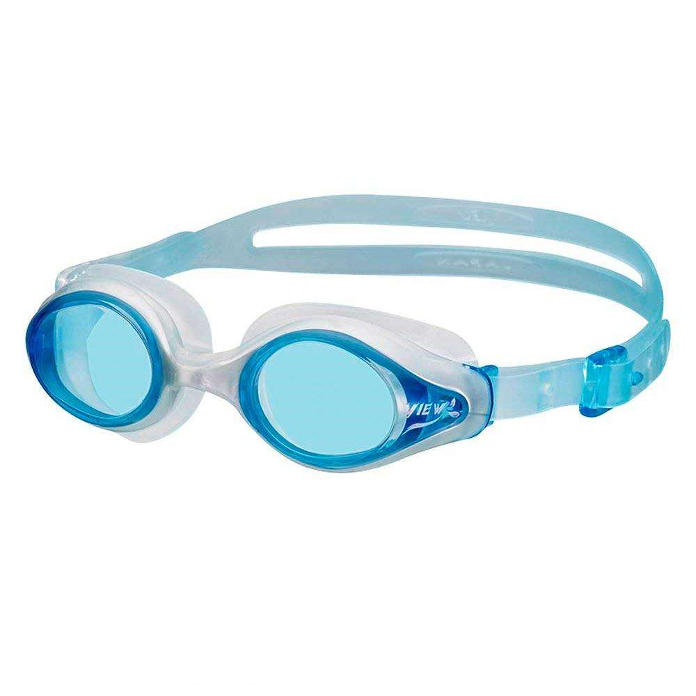 Treshers:View Selene Women's Goggle,Clear Blue