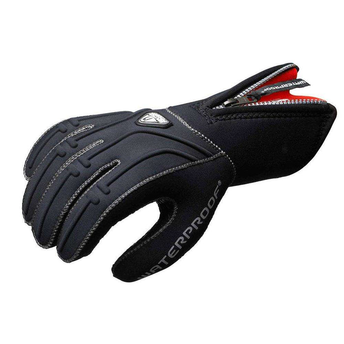 Waterproof G1 5 fingers gloves, 5 mm,Waterproof,Treshers