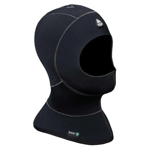 Waterproof H1 3/5mm Hood with Bib,Waterproof,Treshers
