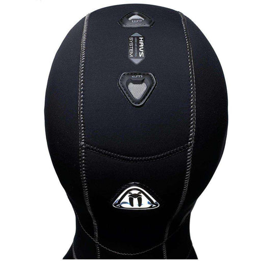 Waterproof H1 5/7mm Hood with Bib,Waterproof,Treshers