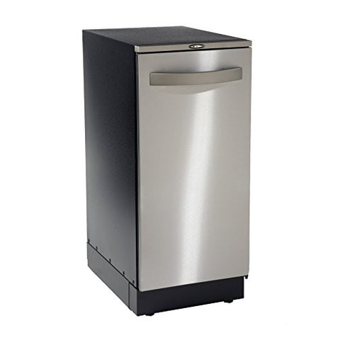 Broan 15SSEXF Elite Trash Compactor, Stainless Steel, 15""