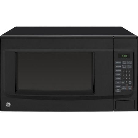 1.4 cu ft, Instant- On Controls, Sensor Cooking, Countertop Microwave Oven, Black by GE