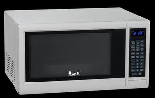 1 - 1.2CF 1000 W Microwave WH OB