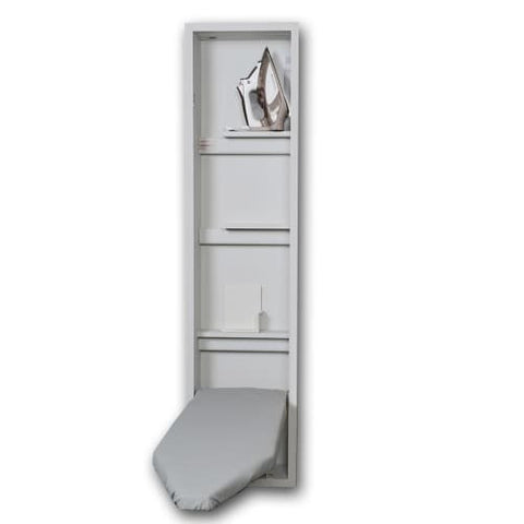 Iron-A-Way NE-46 46 Inch Built In Ironing Board, NoDoor