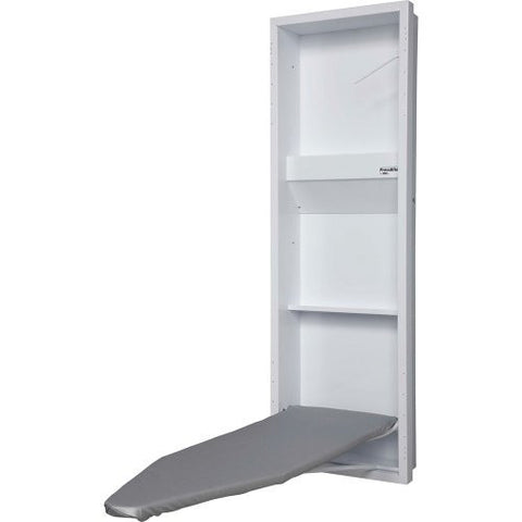 Broan-NuTone AVD40N Basic Built-In Non-Electric Ironing Center without Door and with Hinges