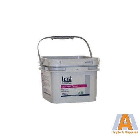 Host 412H Dry Carpet Cleaner 4- 12 lb Pail/cs