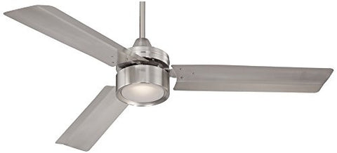 Ceiling fans good price appliances 52 casa arcus brushed nickel led ceiling fan mozeypictures Image collections
