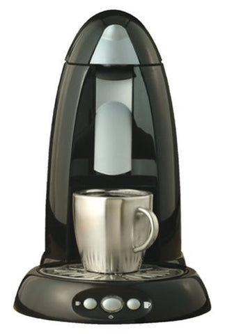 Melitta MES2B One:One Single Serve Coffeemaker, Black
