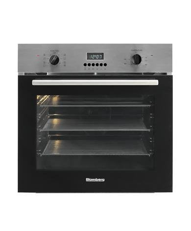 Blomberg Appliances BWOS24200: Stainless Steel Built-in Oven