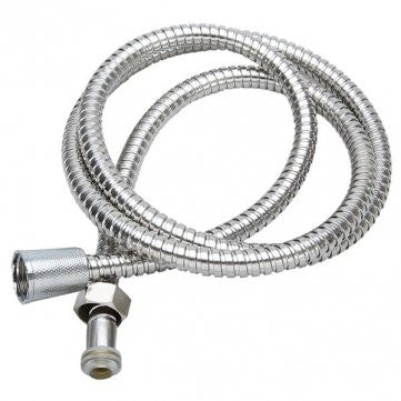 Obsidian 2M Flexible Stainless Steel Chrome Shower Head Bathroom Water Hose