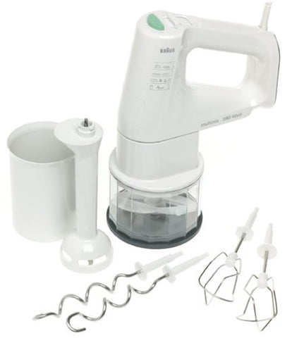 Braun M880 Multimix 4-in-1 Hand Mixer