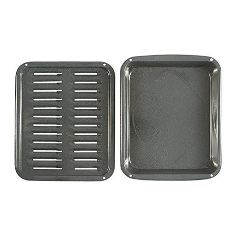 frigidaire wall oven broiler pan and inser