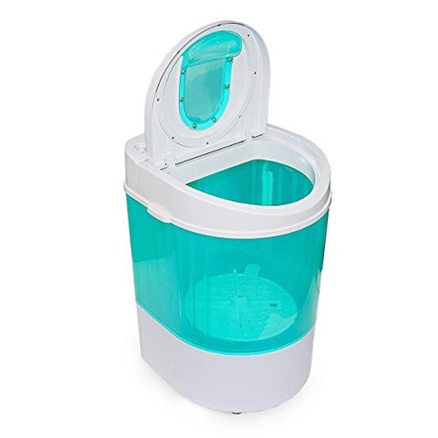 9LB Electric MINI Washer Portable Compact Washing Laundry RV