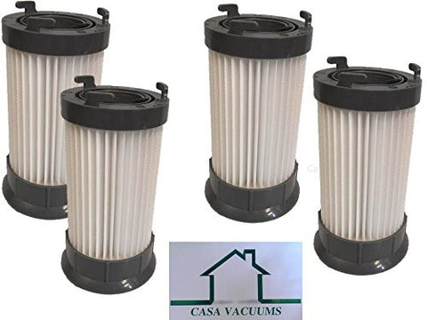 4 Eureka DCF-4 DCF-18 Washable & Reusable Long-Life Vacuum Filter