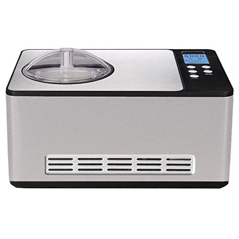 Whynter ICM-200LS Stainless Steel Ice Cream Maker, 2.1-Quart, Silver SaleGY#583-4 6-DFG268089