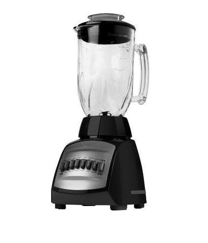 Black & Decker BLC12650HB Cyclone 12-Speed Blender, Black