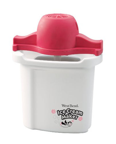 West Bend 4-Quart Ice Cream Maker