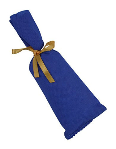 100g High Temperature Natural the Car and Home Air Purification Activated Charcoal/ Bamboo Charcoal Bag ZT346 (Blue)