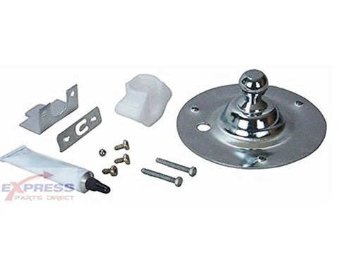 EXP5303281153 Rear Drum Support Shaft Kit ( Replaces 131777700 5303281153 PS418736 AP2107609 137088600, 131378400, 137088620, 137088630, 774924 ) for Frigidaire Gibson Westinghouse and MORE