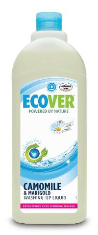 Ecover - Washing-Up Liquid - Camomile & Marigold - 1L