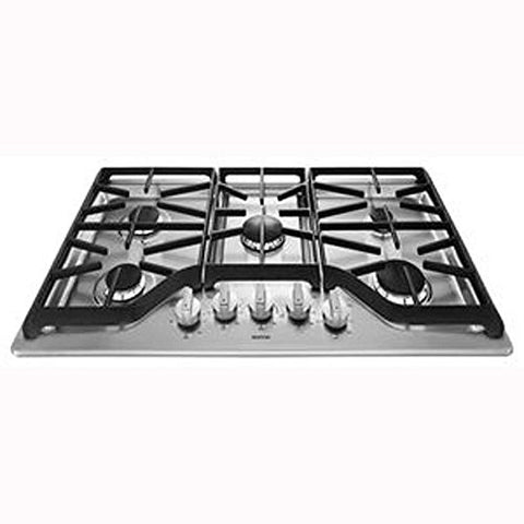 "36"" Gas Cooktop with 5 Burners Finish: Stainless Steel"