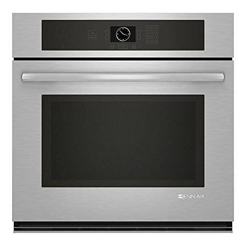 "Jenn-Air JJW2330WS 30"" Stainless Steel Single Electric Wall Oven"