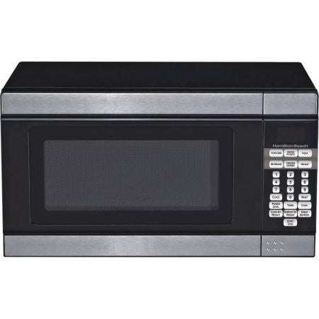 0.7-cu. ft. Microwave Oven, Black