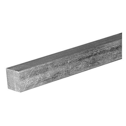 "Steelworks Corporation 11168 5/32"" x 12"" Square Key Stock"