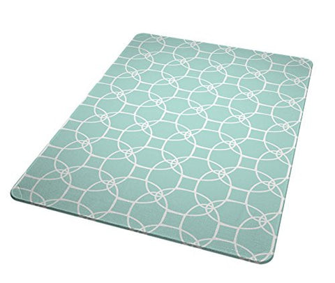 Laundry Solutions by Westex Bubbles Portable Ironing Pad, Teal