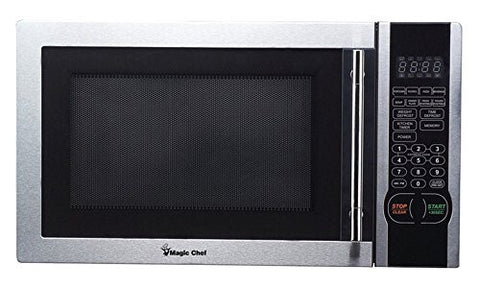 1.1 cu. ft.Stainless Steel Microwave Oven with Digital touch