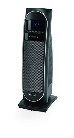 Bionaire Ceraminc Tower Heater with Programmable Digital Thermostat & Remote Control BCH9214RE