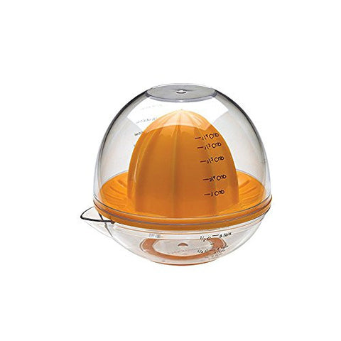 Dome Lid Citrus Juicer to Fit Lemons, Limes and Oranges