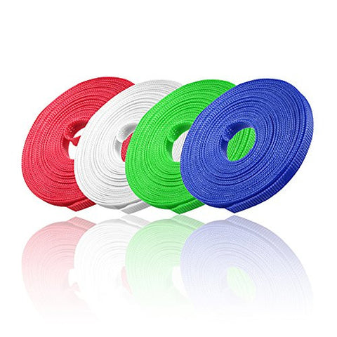 10M 12mm Braided Expandable Wire Gland Sleeving High Density Sheathing (Random: Color)
