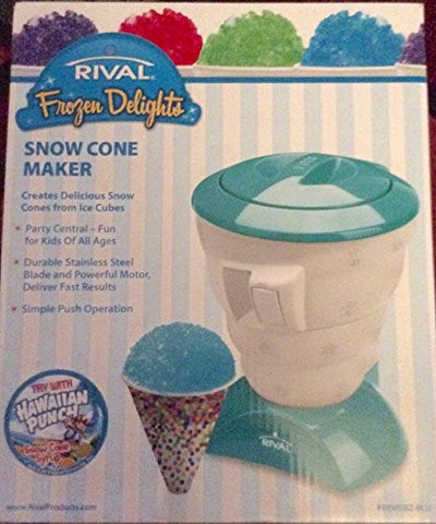 Rival Blizzard Ice Shaver by Rival