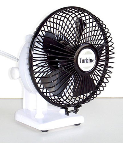 "ThermaJet High Velocity 5"" Salon Desk Fan"