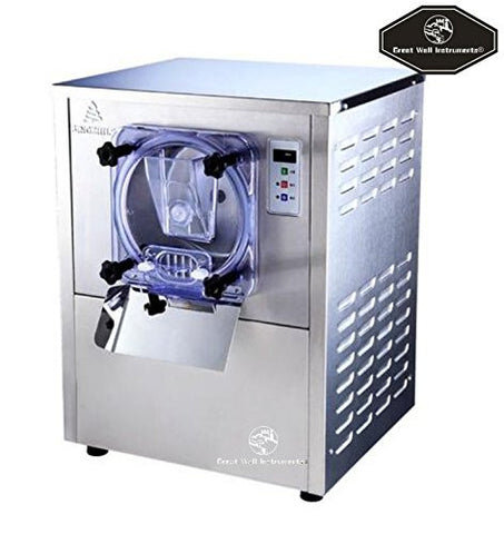 20L/h Commercial Hard Ice Cream Machine Frozen Ice Cream Machine Maker 110V/220V