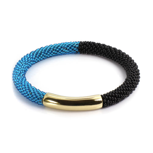 Naeku Colour Block Bangle
