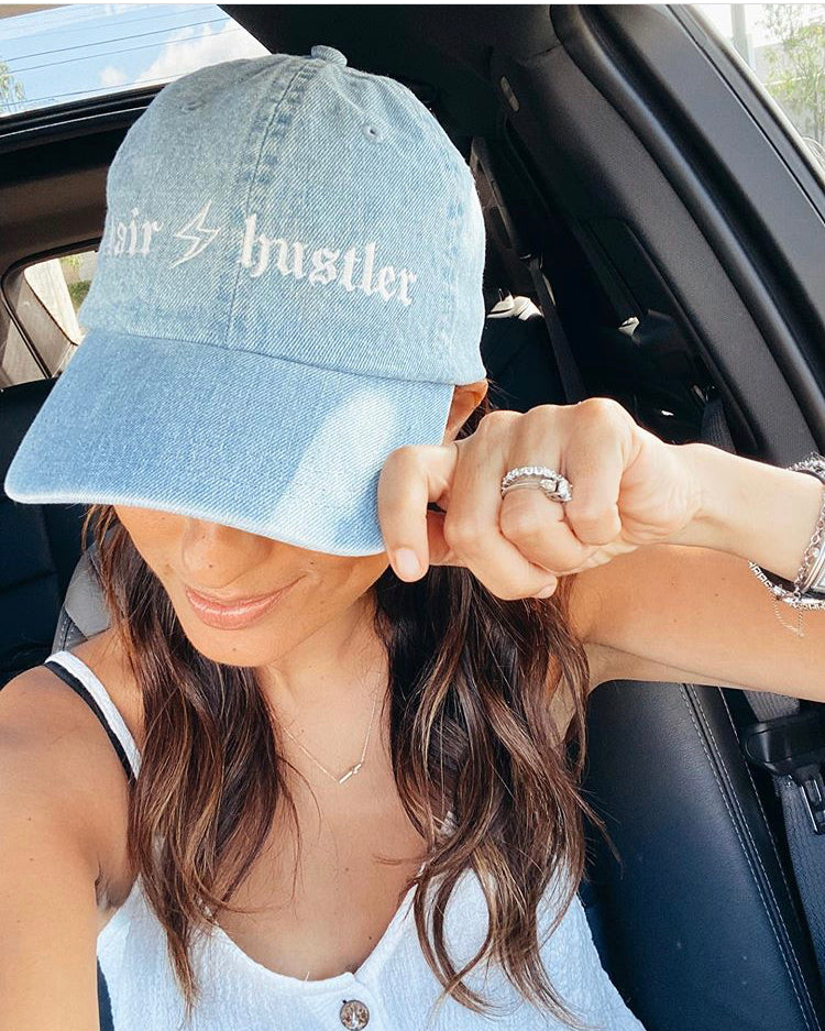 Hair Hustler Hat