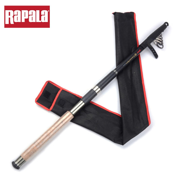 Rapala THUNDER STICK Telescopic Spinning Fishing Rod