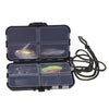 9 Compartments Fishing Tackle Box