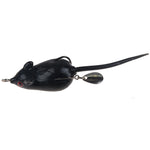 6-color 5cm 8.7g Mouse Silicone Lures