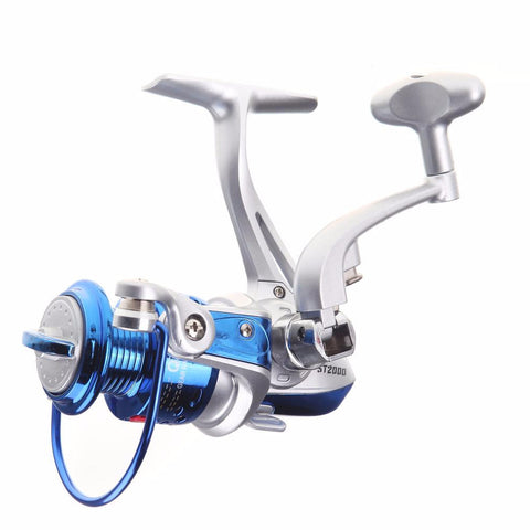 ST200 8 BB GR 5.1:1 Collapsible Handle Fishing Spinning Reel