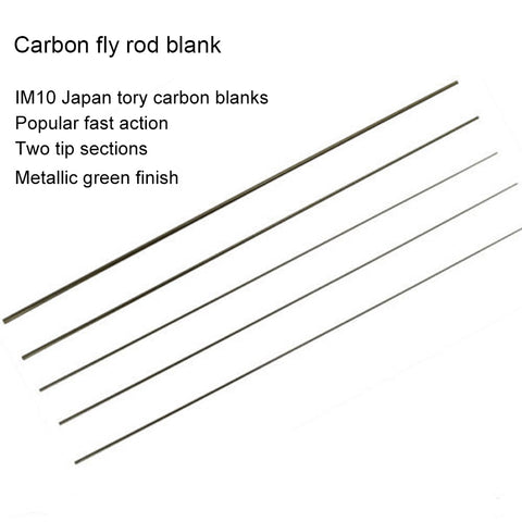 Aventik Freshwater High Mould Carbon Fly Rod Blanks