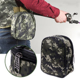 Camouflage Fishing Reel Mini Bag