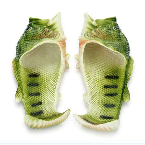 Fun Fish Slippers
